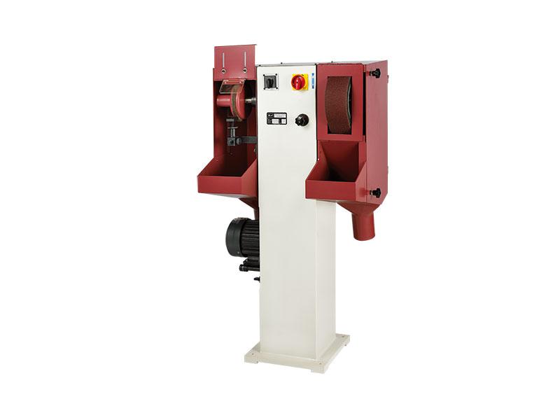 DVMRB1 砂带钢丝轮打磨机